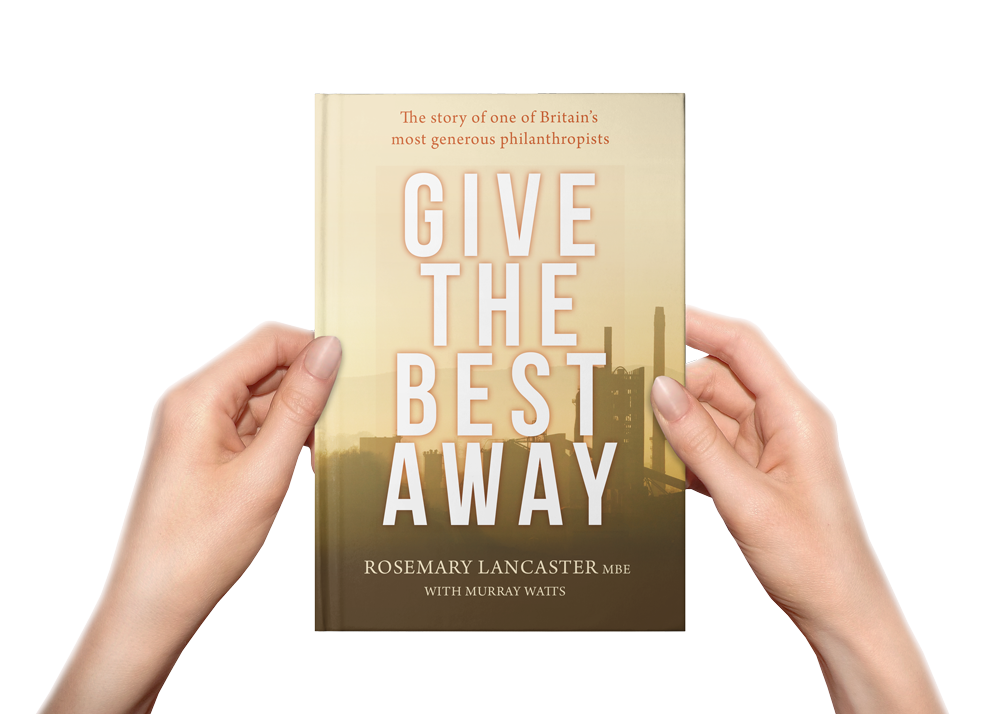 Give the Best Away - Cover in Hands
